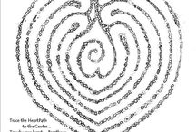 Labyrinth for Casa Bella / by Maggie Kaplan