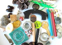 Loose Parts / Loose parts, spontaneous, child-led fun outside