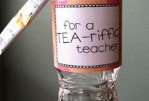 Teacher Gifts to Make / by Betty Lord