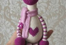 Amigurumi patterns / minták / Ideas and patterns