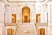 City by the Bay / Our favorite wedding spots in foggy San Francisco.
