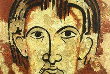 Pintura románica / Libros sobre pintura románica