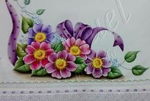 Pintura / Pintura em tecido
