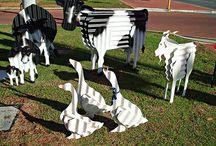 Corrugated Animals