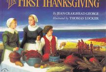 Thanksgiving Books-Kids