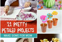 The Gathering - Fun Summer Projects for Kids / Play! Make! Create!  / by Lacy Stroessner // LIVING ON LOVE