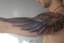 Tattoo Ideas - Wings