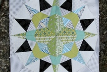 Yam Bee Inspiration Quilts