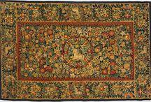 Tapisserie - Wandteppiche, 14..-16.., flämisch, holländisch