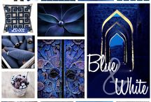 All Things Blue / by Maria King