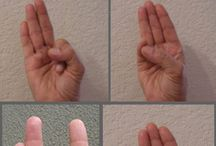 Mudras For Wellbeing