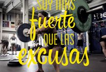 Gym / Rutines, clorhes and motivation
