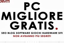 Pc Migliore & Gratis / The technological board where you can fin everything you need to optimize your Computer. http://pc-migliore-gratis.blogspot.com