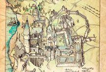 Mapas, Cartas y Atlas / by Isabel Coloma-Sanz