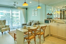 Beach apartment remodeling