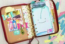 deníky,kuchařky,zaznamníky
