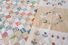 Rowdy Flats Library Quilt