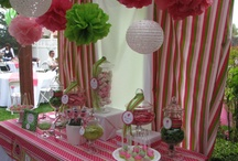 Party pretties! / by Kirstyn Renall
