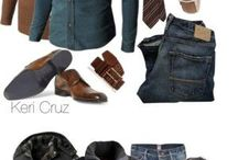 Men's Fashion Finds / Men's clothing for all seasons. Don't forget the shoes and accessories.