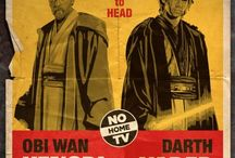 Star Wars Boxing Posters