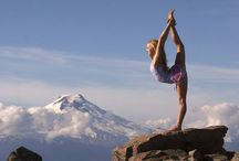 Shakti In Action / Shakti Activewear helps support our fitness, dance and yoga athlete on their quests around the world.