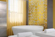 Hôtel St Regis, Florence⎜Spa My Blend by Clarins / Savourez une expérience de bien-être et de détente inégalée dans ce spa de 200 m2. Deux suites luxueuses (deux cabines doubles) sont consacrées à la relaxation et à rendre chaque expérience inoubliable.