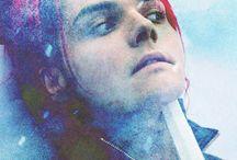 Gerard Way MCR