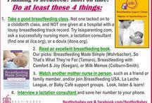 Breastfeeding / by Robyn Thompson