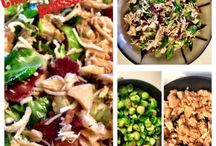 High Protein Recipes / by Sassie Sass