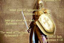 Spiritual Warfare.
