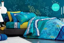 IMPRESSION BEDDING SET / The new collection proposes vibrant shades of color prints and stunning design for your dream bedding style. Discover the new dimension of sweet dreams with LOTUS® Impression print collection. Style and Design by LOTUS® DESIGN LAB. Made of 100% MicroTex with superative finishing. 330 Thread counts/10 sq.cm
