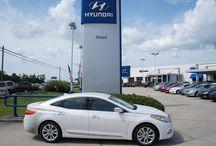 SOLD!! 2013 Hyundai Azera $29,570 Stock #5492 / Year:2013 Make:Hyundai Model:Azera Series:3.3L Body:4 Dr Sedan Engine:3.3L V6 Transmission:Automatic Tiptronic Miles:3 Price:$29,570