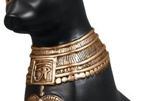 Egyptian Antic Cat