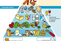 Dietética y Nutrición / by Farmacia Josefina López Oroval