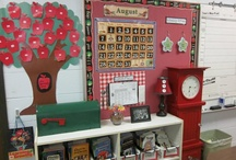 1 is for 1st Grade / Photos from my room or other teachers' rooms that inspire me / by Morgan Robertson