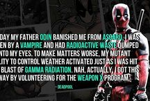 God Damn it, Deadpool