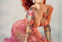Pin up women