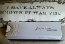 ghd obsessed much / Great hair days, why not.