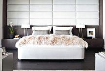 Master Bedroom / by Moochie Desjardins
