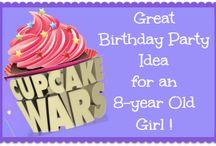 Cupcake Wars Party