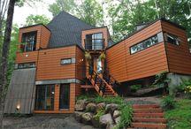 House Designs / by Sue Waller