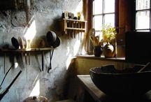 """COZINHAS / Como tornar o """"coração da casa"""" um espaço funcional, confortável, agradável e bonito. / by Gláucia Wataya"""