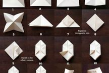 skládačky z papíru