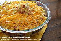 Side Dish Recipes / Side Dish Ideas and Recipes