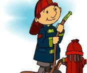 Community Helpers:  Fireman