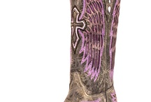 These boots are made for walkin / by Jordan Womack