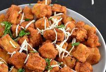 Patlıcanlı yemekler