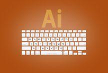 Raccourcis clavier / Adobe shortcuts