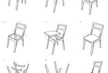 Dibujo muebles