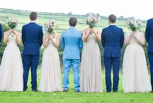 Group & Guest Photos / Wedding Guest photos can be as varied as the guests themselves captured here at Trevenna.